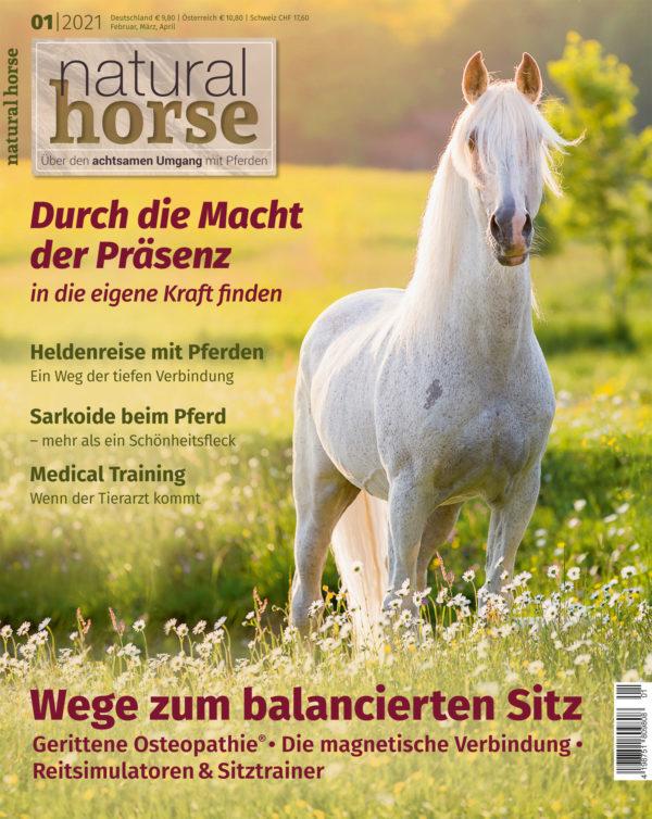 Natural Horse, Wege zum balancierten Sitz