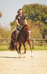 Horst Becker-Pferdetrainer