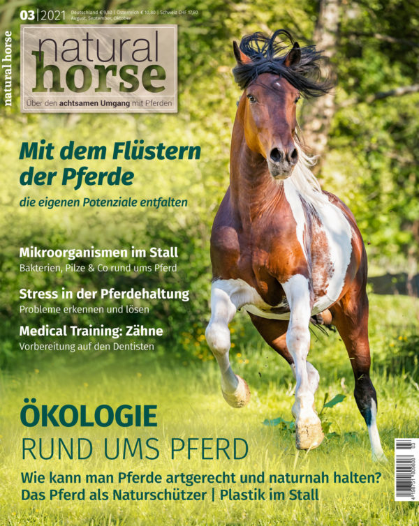 Cover Natural Horse 35